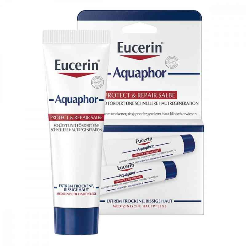 Eucerin Aquaphor Protect & Repair Salbe  bei apo-discounter.de bestellen