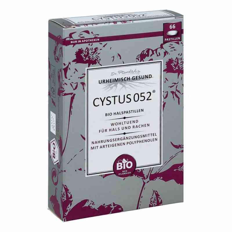 Cystus 052 Bio Halspastillen  bei apo-discounter.de bestellen