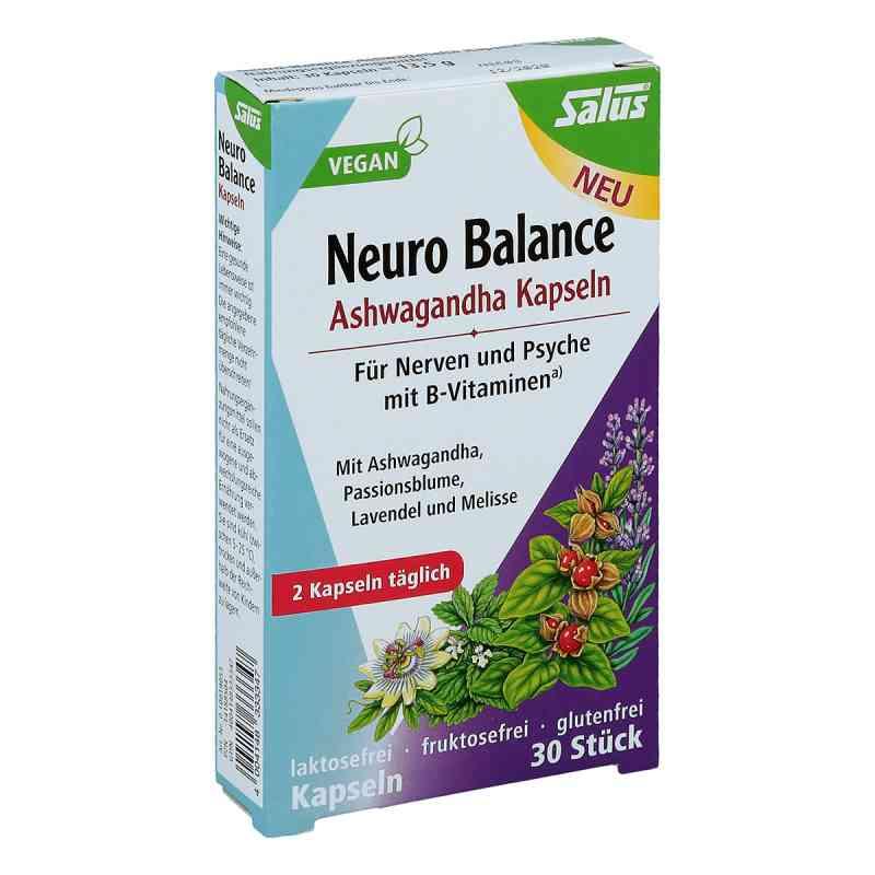 Neuro Balance Ashwagandha Kapseln Salus  bei apo-discounter.de bestellen