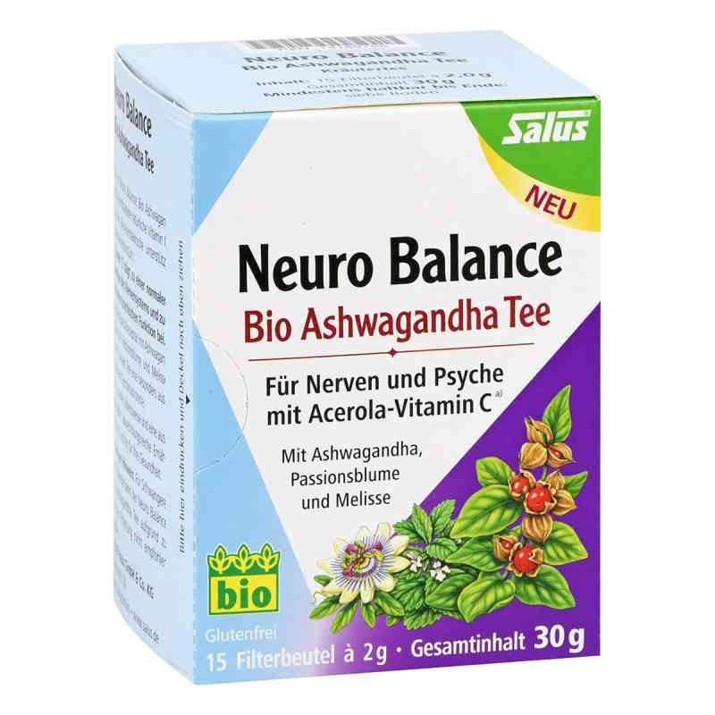Neuro Balance Bio Ashwagandha Tee Salus Filterbeutel   bei apo-discounter.de bestellen