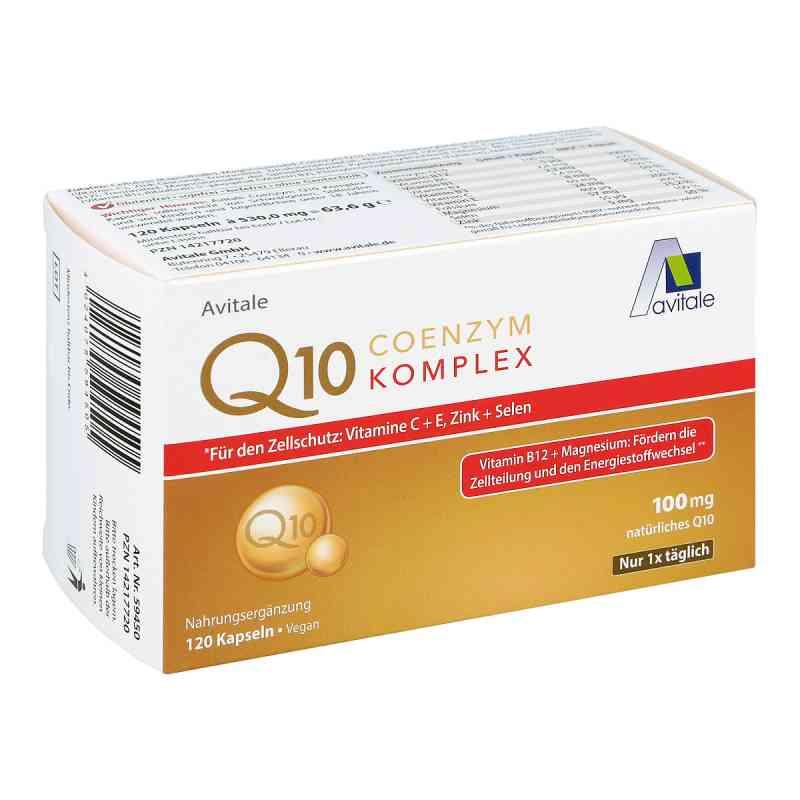 Coenzym Q10 100 mg Kapseln+vitamine+mineralstoffe  bei apo-discounter.de bestellen