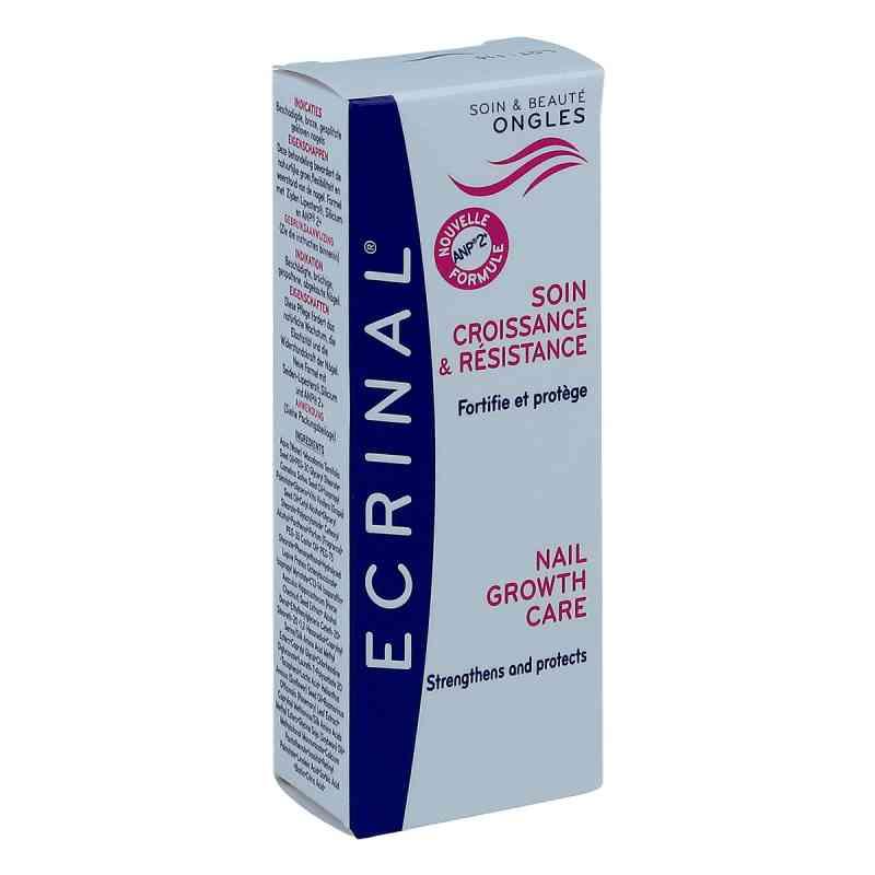 Ecrinal Nagelpflege Wachstum & Stärkung Creme  bei apo-discounter.de bestellen