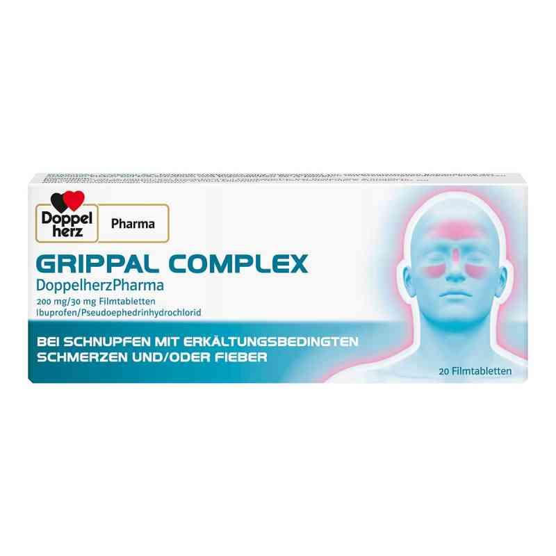 Doppelherz system Grippal Complex  bei apo-discounter.de bestellen