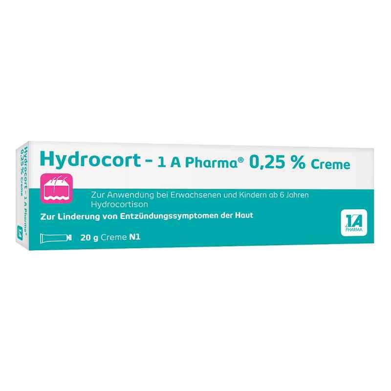 Hydrocort-1a Pharma 0,25% Creme  bei apo-discounter.de bestellen