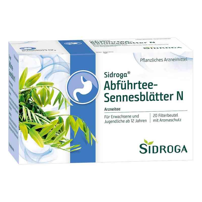 Sidroga Abführtee-sennesblätter N Filterbeutel  bei apo-discounter.de bestellen