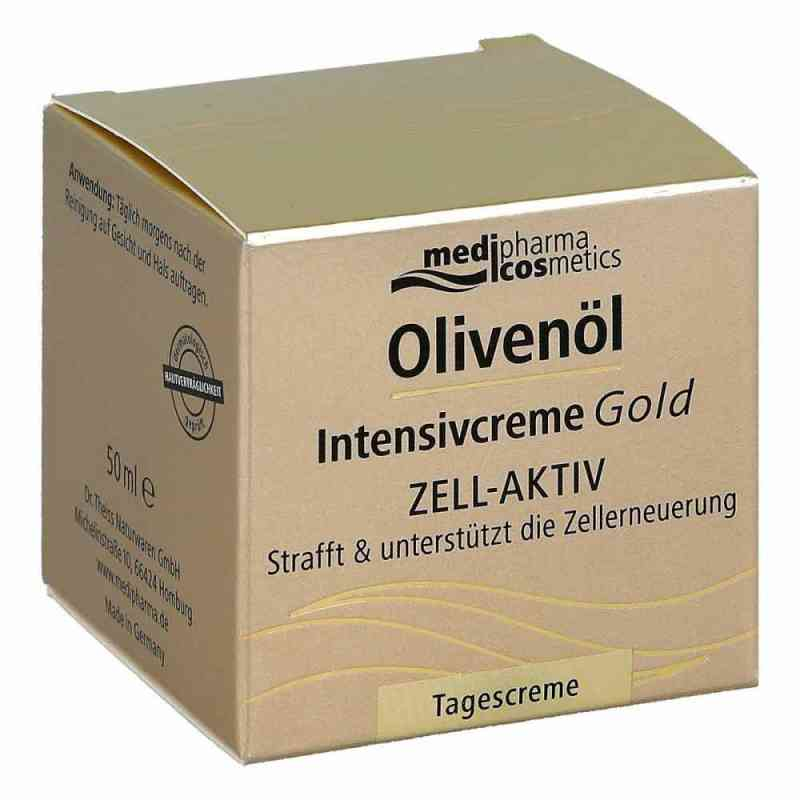 Olivenöl Intensivcreme Gold Zell-aktiv Tagescreme  bei apo-discounter.de bestellen