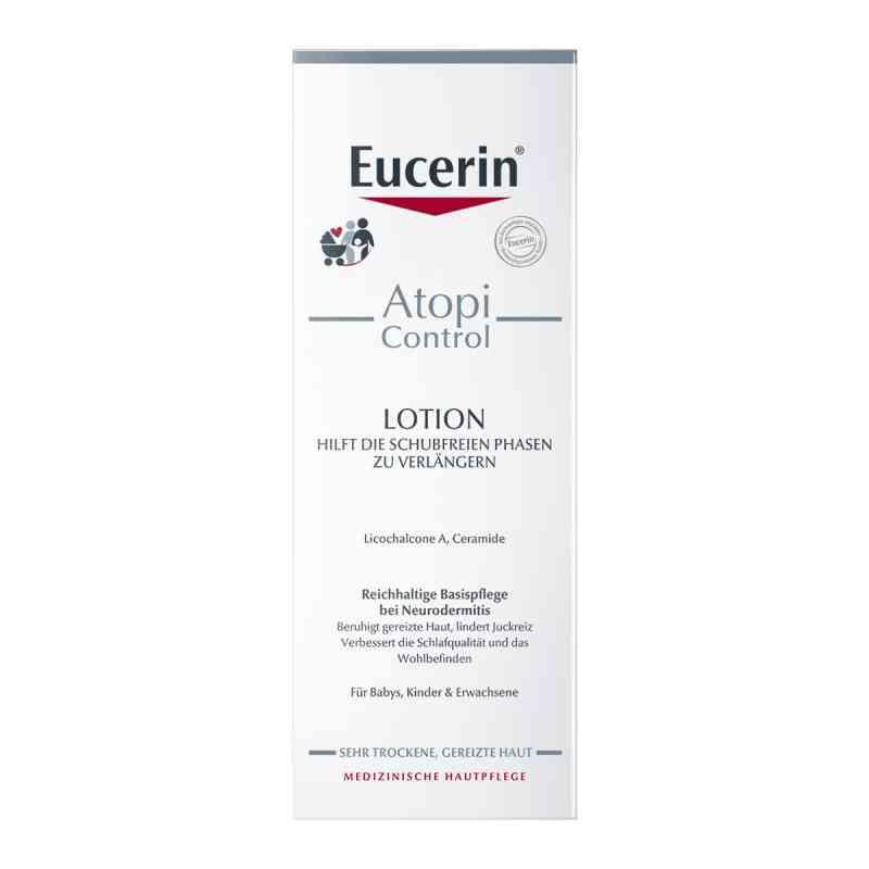 Eucerin Atopicontrol Lotion Promogrösse  bei apo-discounter.de bestellen