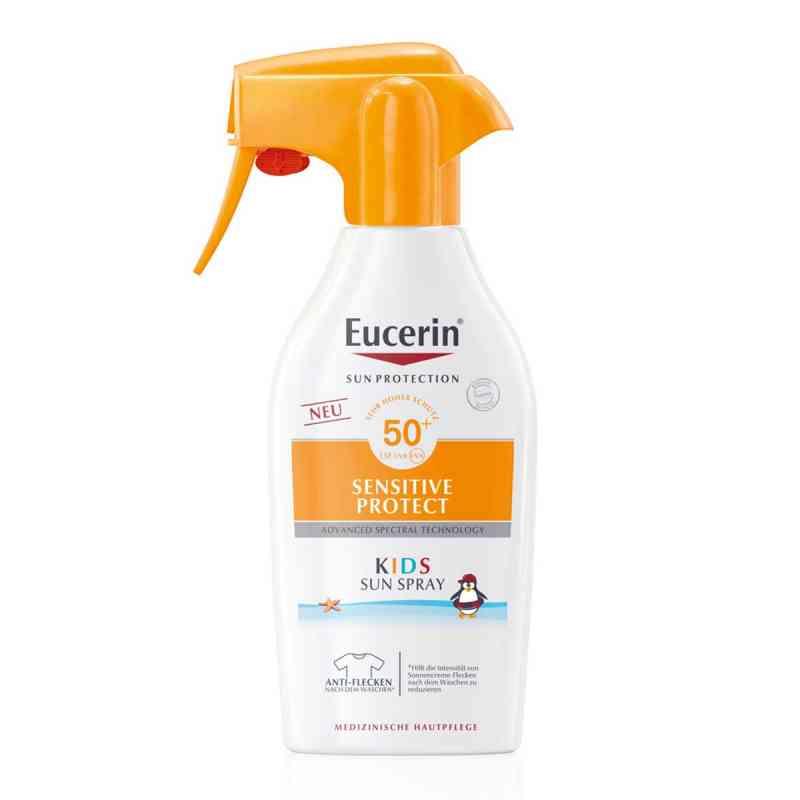 Eucerin Sun Kids Spray Lsf 50+ Trigger  bei apo-discounter.de bestellen
