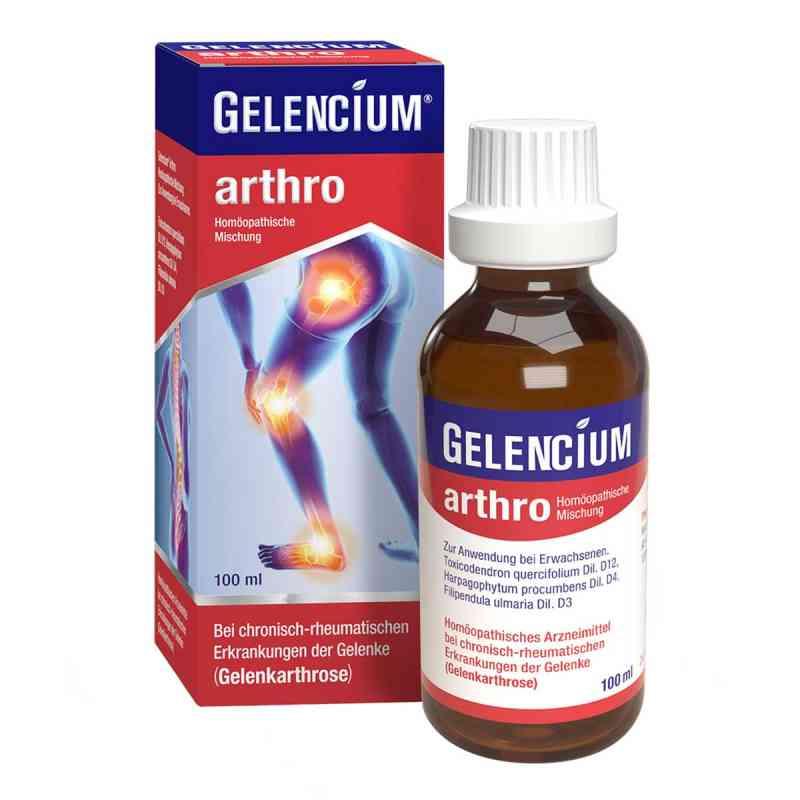 Gelencium Arthro Mischung  bei apo-discounter.de bestellen