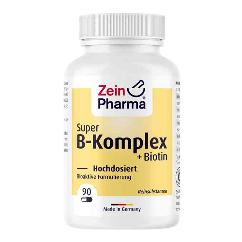 Super B-komplex+biotin Zeinpharma Kapseln  bei apo-discounter.de bestellen