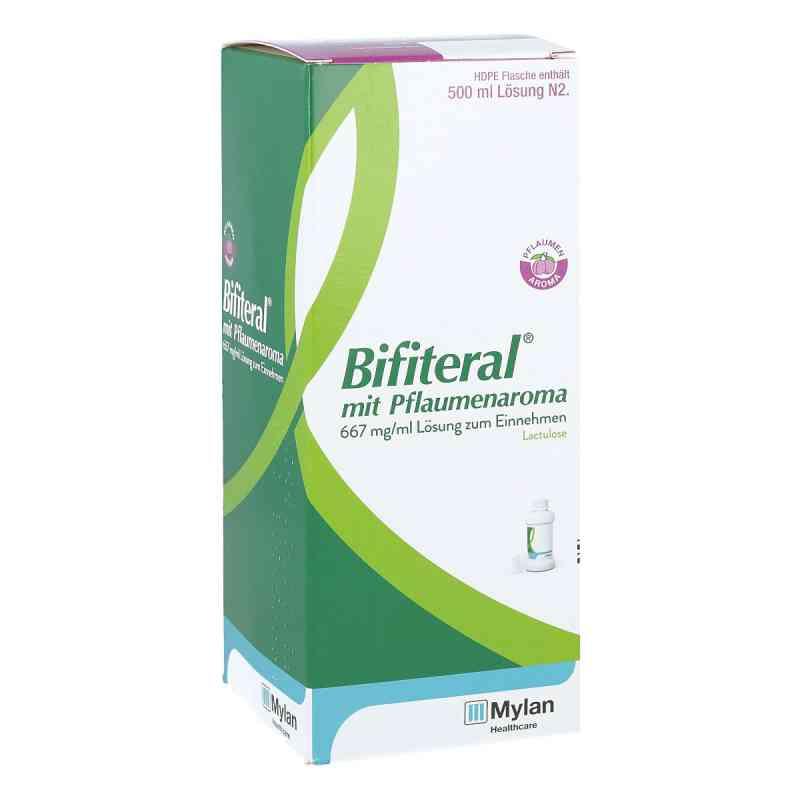 Bifiteral mit Pflaumenaroma 667 mg/ml Lösung zur, zum einn.  bei apo-discounter.de bestellen