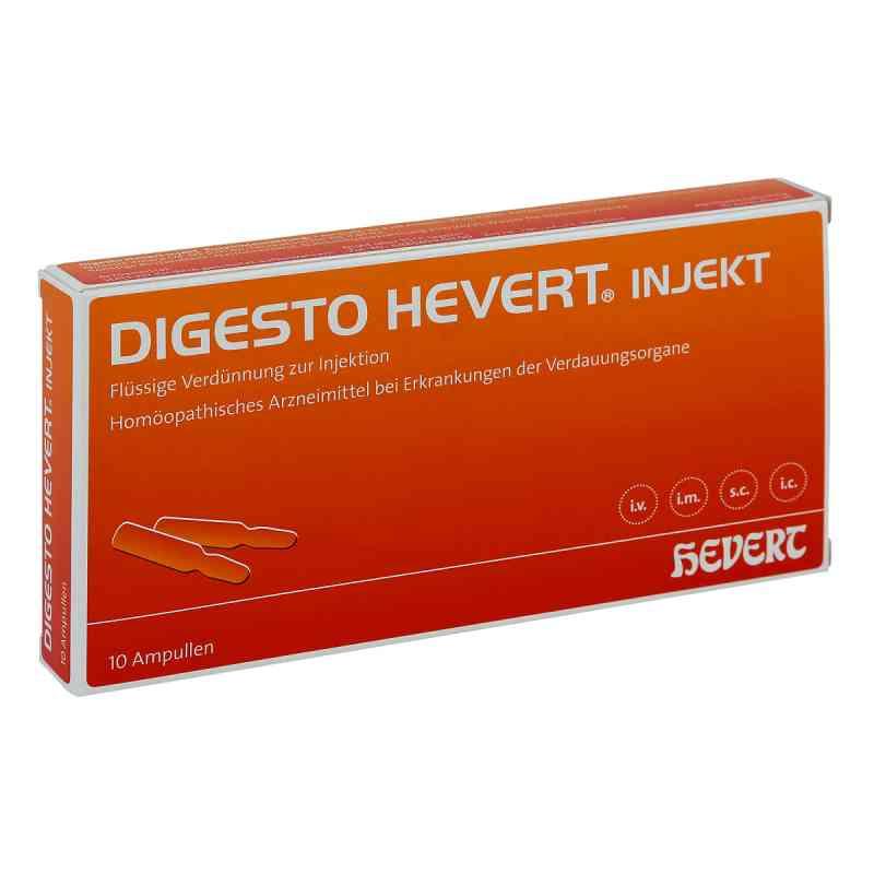 Digesto Hevert injekt Ampullen  bei apo-discounter.de bestellen