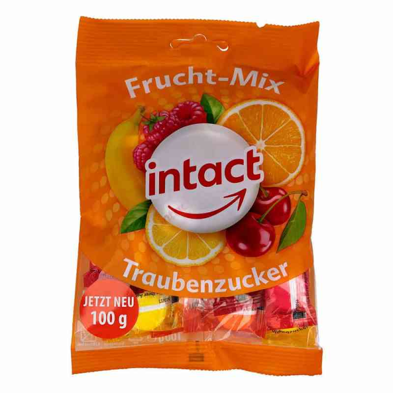 Intact Traubenzucker  Frucht-mix Beutel  bei apo-discounter.de bestellen