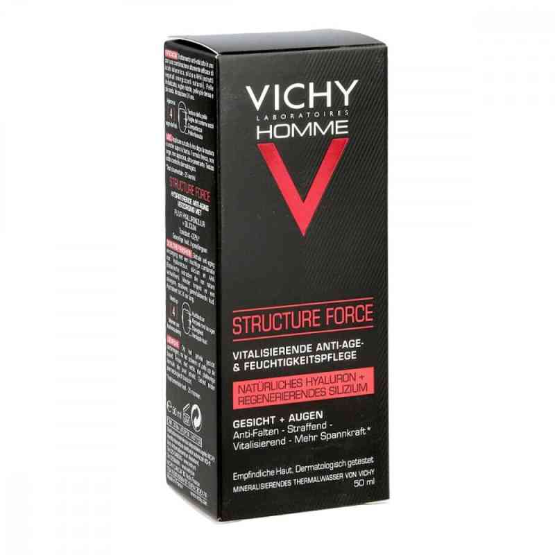 Vichy Homme Structure Force Creme  bei apo-discounter.de bestellen