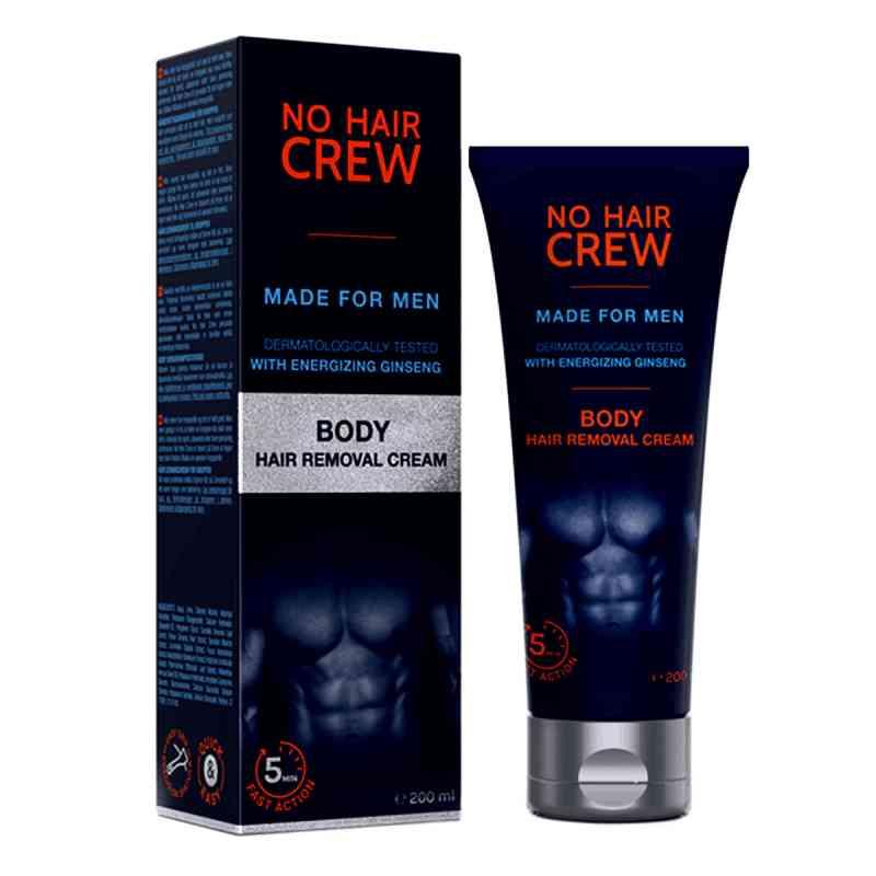 No Hair Crew Enthaarungscreme für Männer Körper  bei apo-discounter.de bestellen