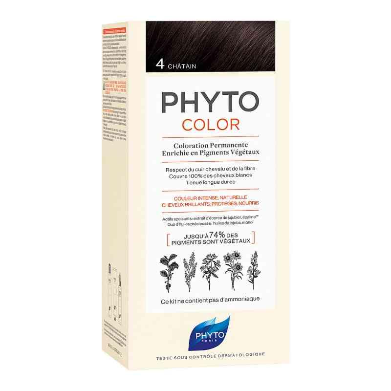 Phytocolor 4 braun ohne Ammoniak  bei apo-discounter.de bestellen