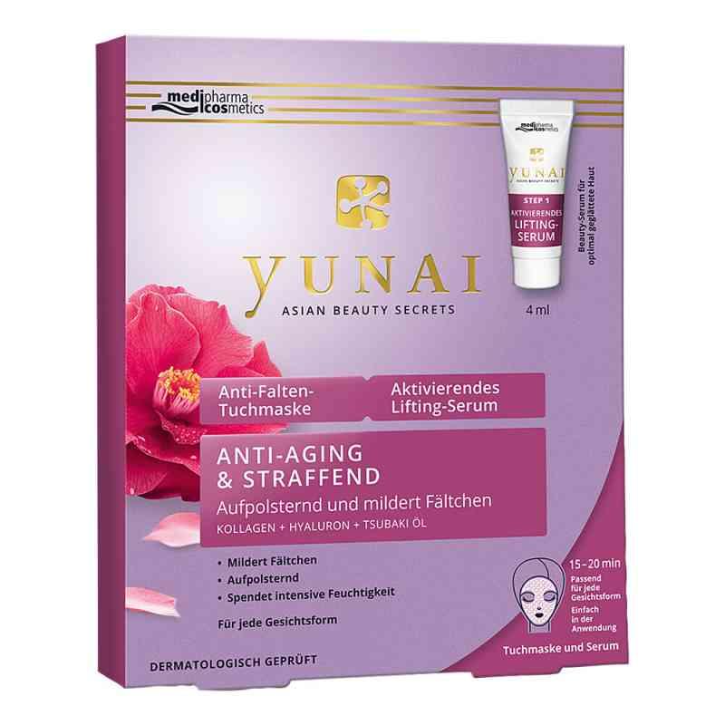 Yunai Anti-falten-maske 25g+aktiv.lifting-ser.4ml  bei apo-discounter.de bestellen