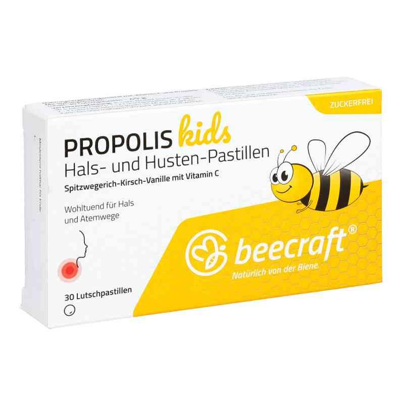 Beecraft Propolis Hals- und Husten-pastillen kids  bei apo-discounter.de bestellen