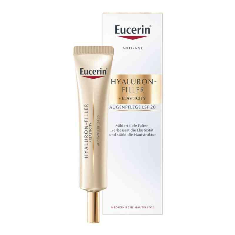 Eucerin Anti-age Hyaluron-filler+elasticity Auge  bei apo-discounter.de bestellen