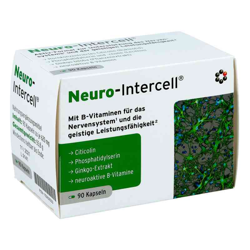 Neuro-intercell Kapseln  bei apo-discounter.de bestellen
