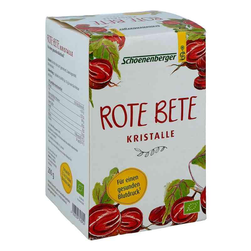 Rote Bete Kristalle Bio Schoenenberger Pulver  bei apo-discounter.de bestellen