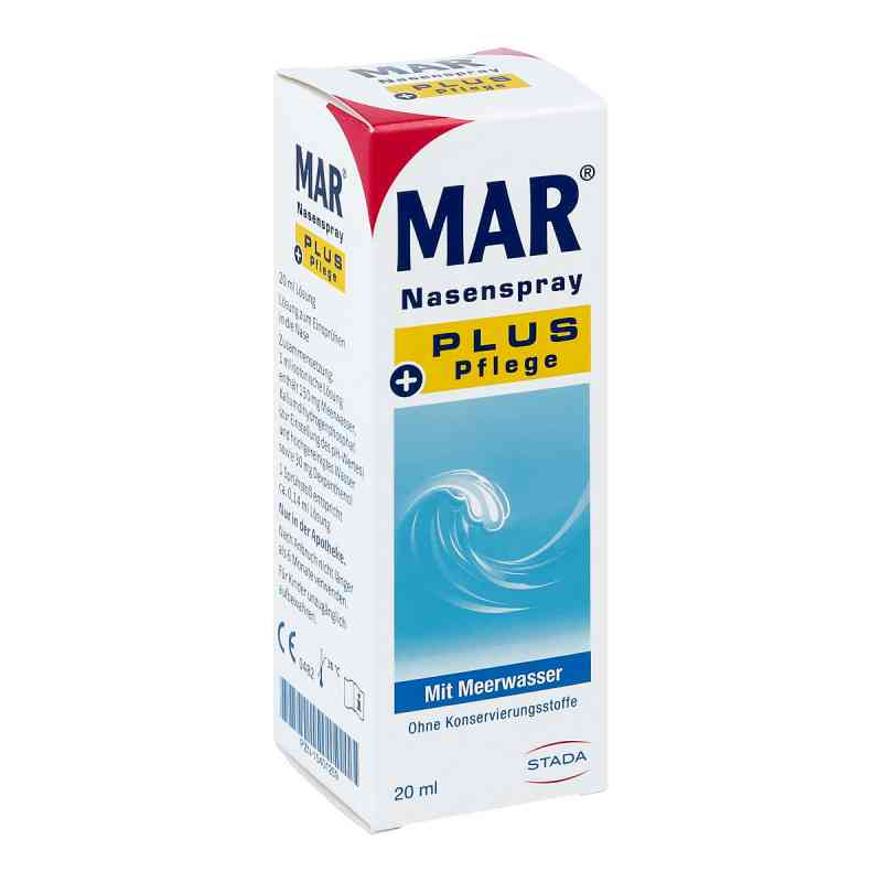 Mar Nasenspray Plus Pflege  bei apo-discounter.de bestellen