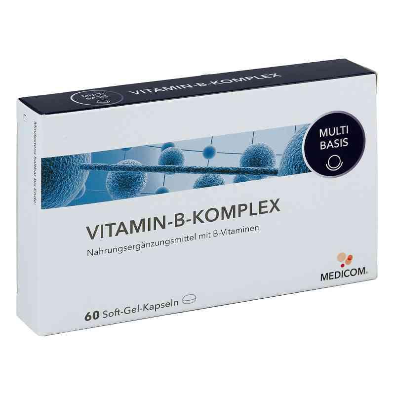 Vitamin-b-komplex Weichkapseln  bei apo-discounter.de bestellen