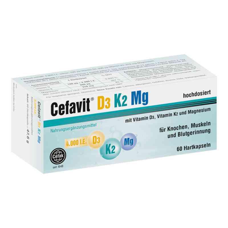 Cefavit D3 K2 Mg 4.000 I.e. Hartkapseln  bei apo-discounter.de bestellen
