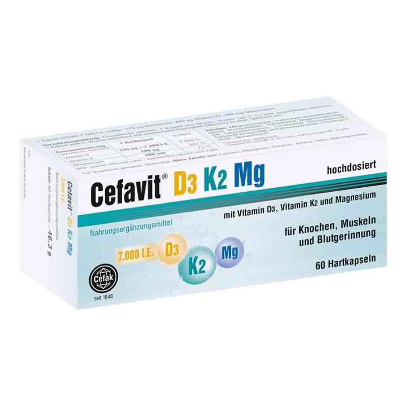Cefavit D3 K2 Mg 7.000 I.e. Hartkapseln  bei apo-discounter.de bestellen