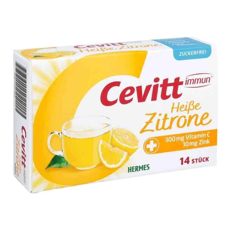 Cevitt immun heisse Zitrone zuckerfrei Granulat  bei apo-discounter.de bestellen