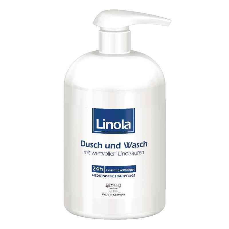 Linola Dusch und Wasch mit Spender  bei apo-discounter.de bestellen