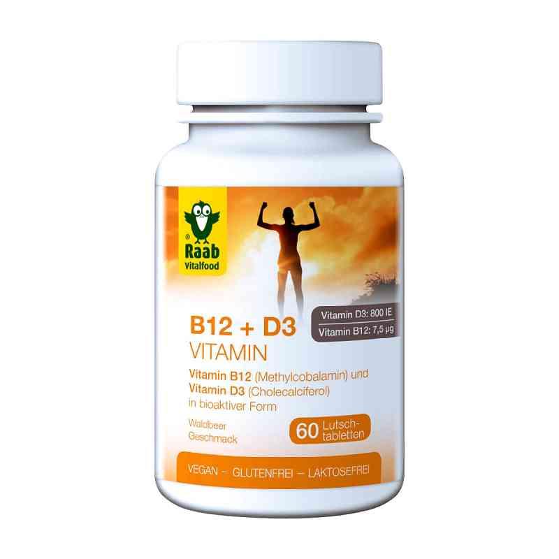 B12+d3 Vitamin Lutschtabletten  bei apo-discounter.de bestellen