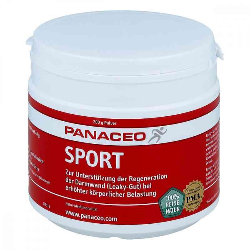 Panaceo Sport Pulver  bei apo-discounter.de bestellen
