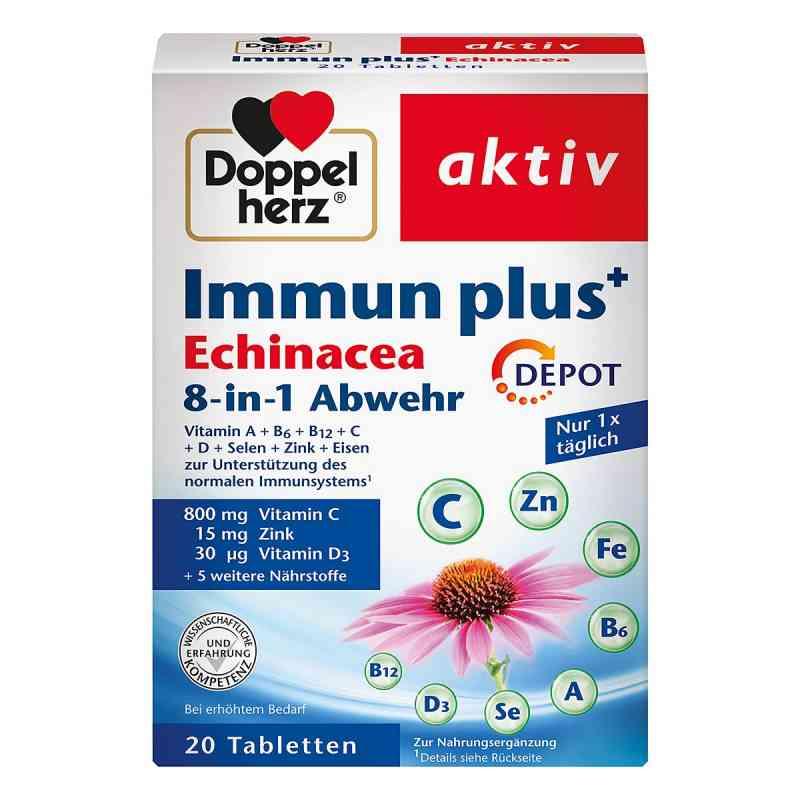 Doppelherz Immun plus Echinacea Depot Tabletten  bei apo-discounter.de bestellen