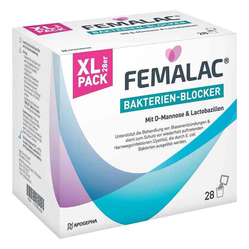 Femalac Bakterien-blocker Pulver  bei apo-discounter.de bestellen