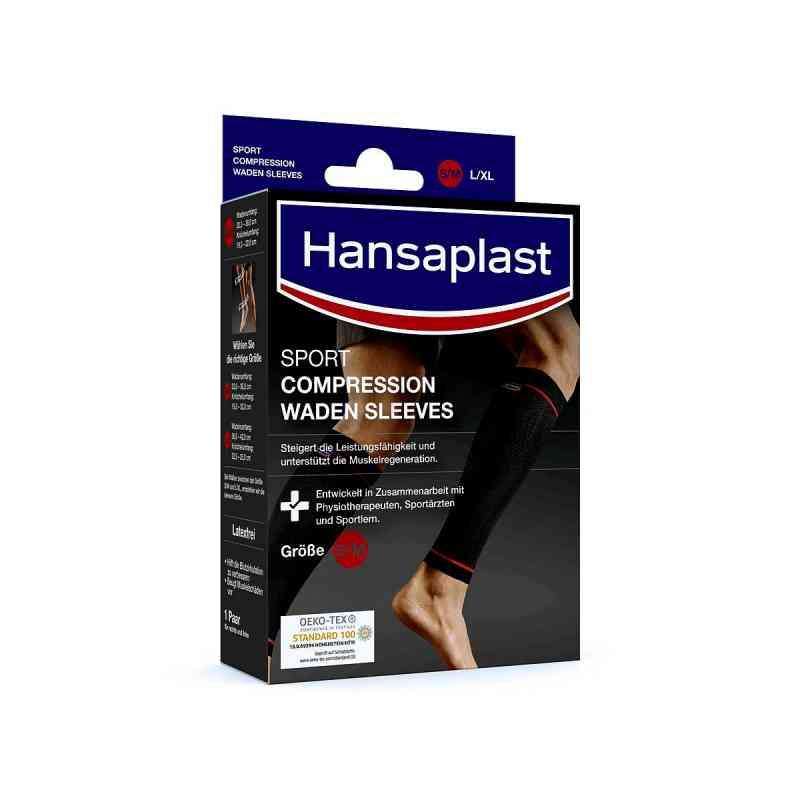 Hansaplast Sport Compression Waden-sleeves Größe m  bei apo-discounter.de bestellen