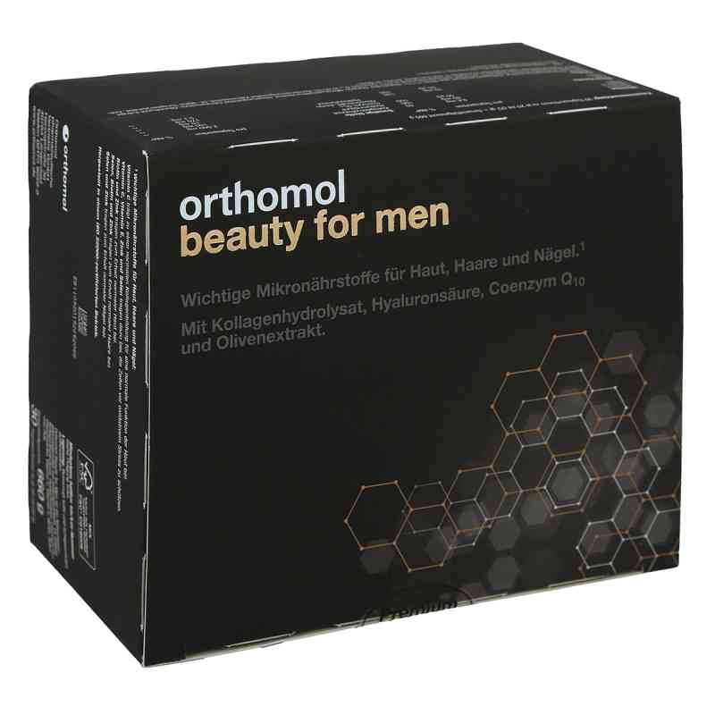 Orthomol beauty for Men Trinkampullen  bei apo-discounter.de bestellen