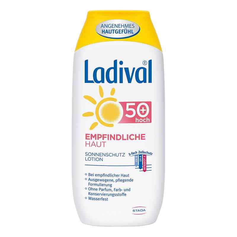 Ladival empfindliche Haut Lotion Lsf 50+  bei apo-discounter.de bestellen