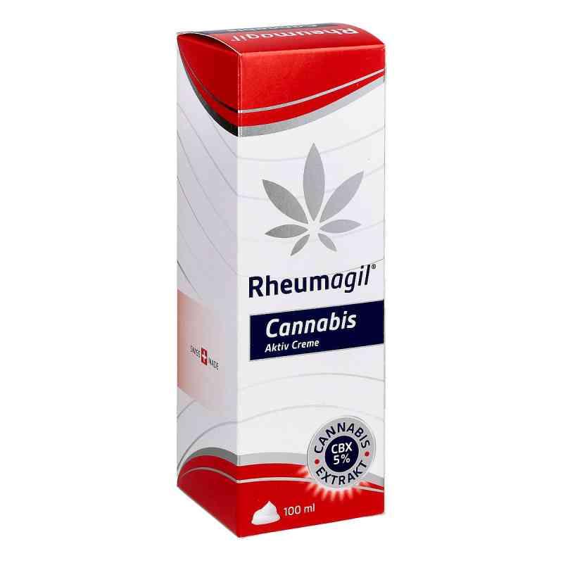 Rheumagil Cannabis Aktiv Creme  bei apo-discounter.de bestellen