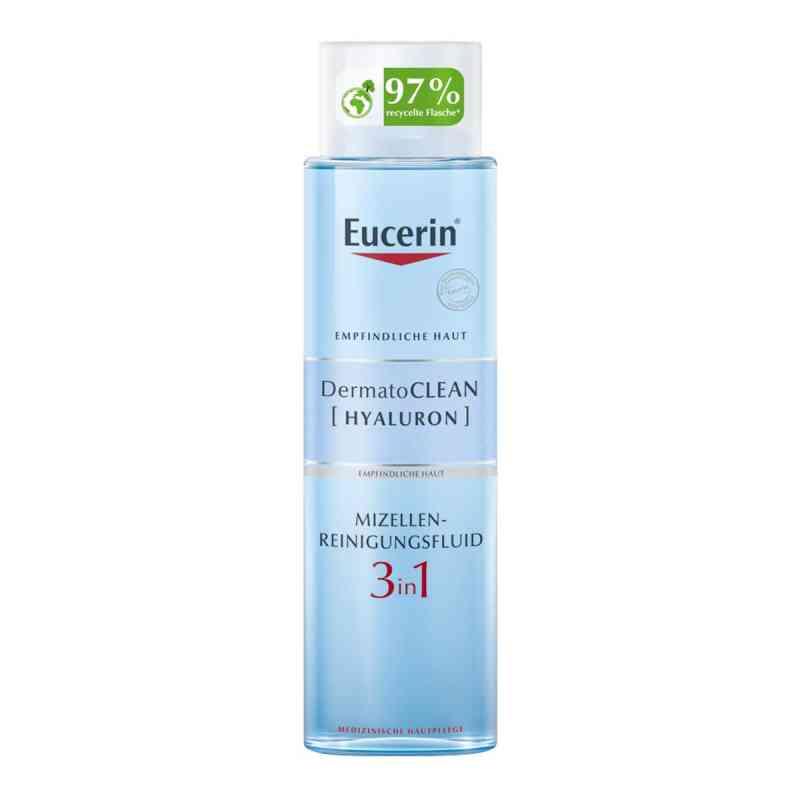 Eucerin DermatoCLEAN Hyaluron Mizellen-Reinigungsfluid 3in1  bei apo-discounter.de bestellen