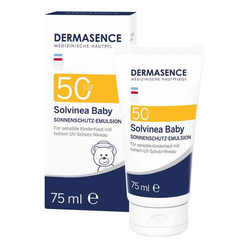 Dermasence Solvinea Baby Creme LSF 50  bei apo-discounter.de bestellen