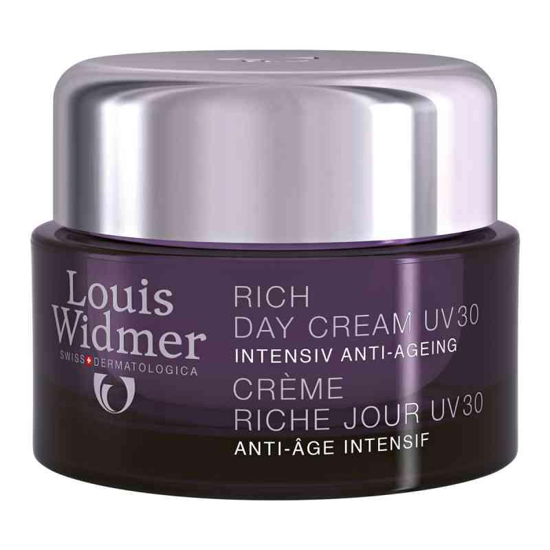 Widmer Rich Day Cream Uv 30 leicht parfümiert  bei apo-discounter.de bestellen