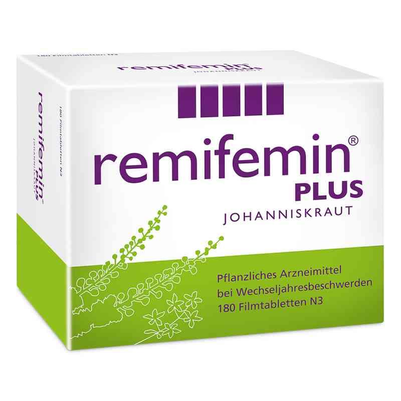 Remifemin plus Johanniskraut Filmtabletten  bei apo-discounter.de bestellen