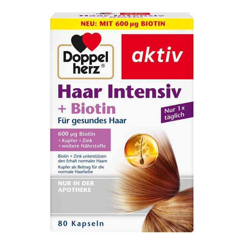 Doppelherz Haar Intensiv+biotin Kapseln  bei apo-discounter.de bestellen