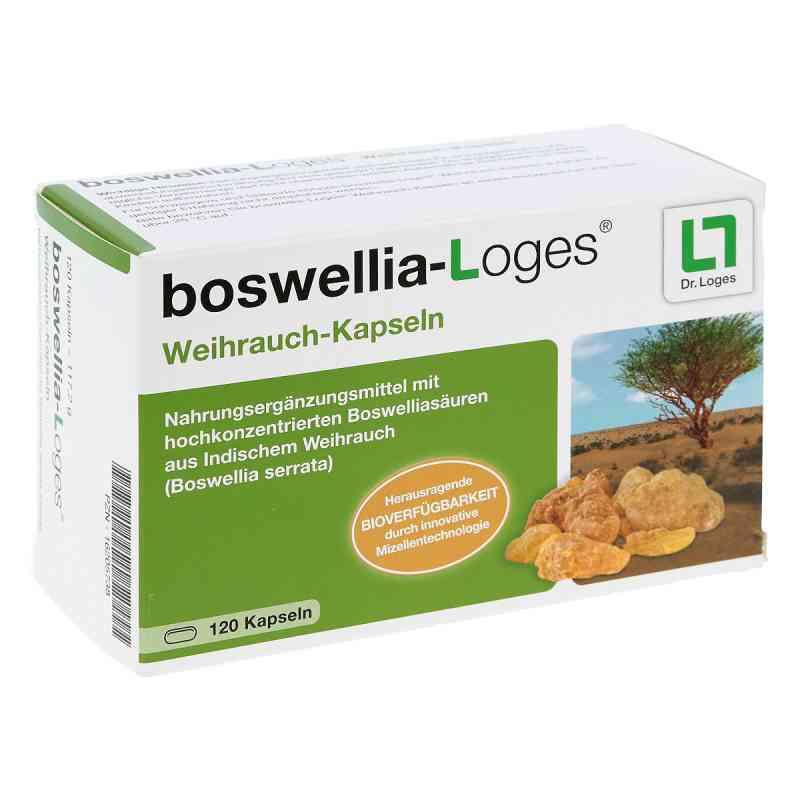 Boswellia-Loges Weihrauch-Kapseln  bei apo-discounter.de bestellen