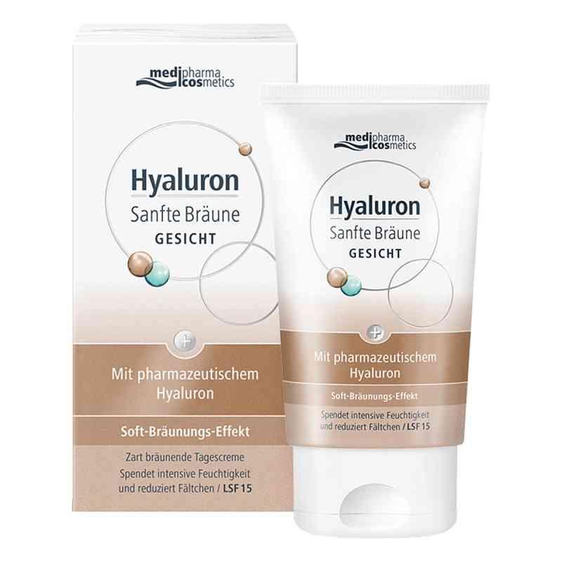 Hyaluron Sanfte Bräune Gesichtspflege Creme  bei apo-discounter.de bestellen
