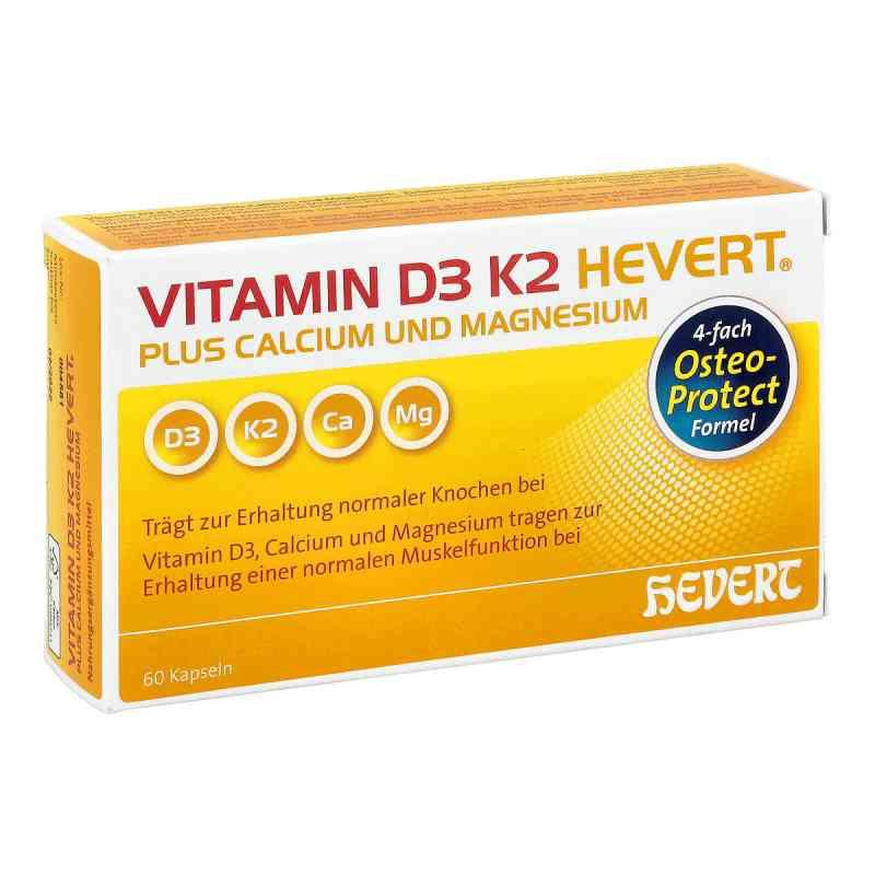 Vitamin D3 K2 Hevert Plus Kapseln  bei apo-discounter.de bestellen