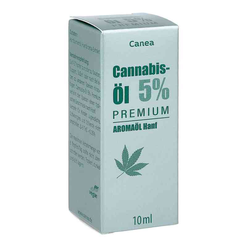 Cannabis-öl 5% Canea Premium  bei apo-discounter.de bestellen