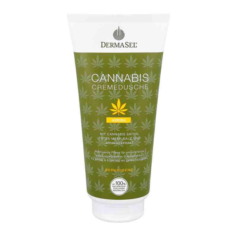 Dermasel Cannabis Dusche Hanf/arnika  bei apo-discounter.de bestellen
