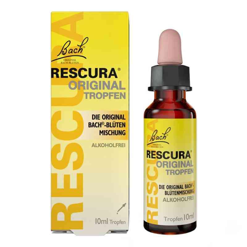 Bachblüten Original Rescura Tropfen alkoholfrei  bei apo-discounter.de bestellen